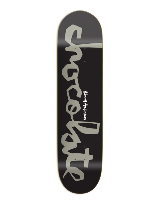 Chocolate Anderson Original Chunk Pro Deck - 8.25""
