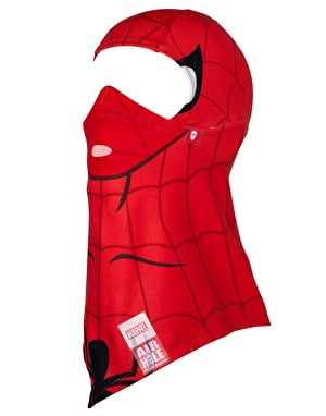 Airhole Spiderman Balaclava - Red