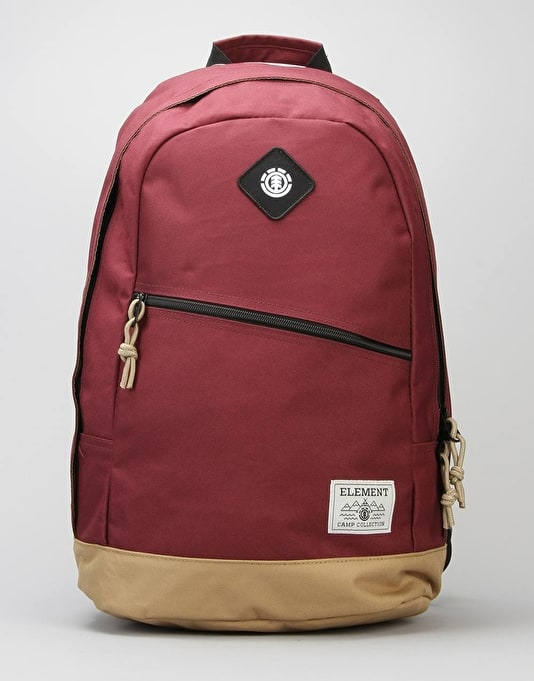 Element Camden Backpack - Brown/Purple