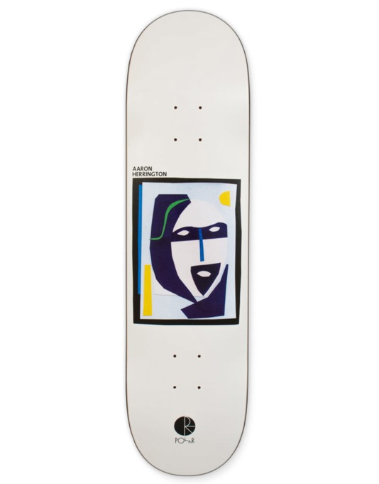 Polar Herrington Venice Beach Pro Deck - 8""