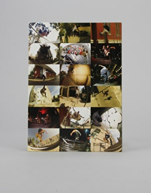 Thrasher GX1000 DVD - Inc 28 Page Photo Book