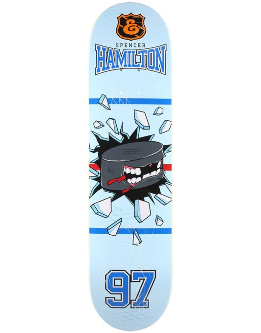 Expedition One Hamilton Puck Pro Deck - 8""