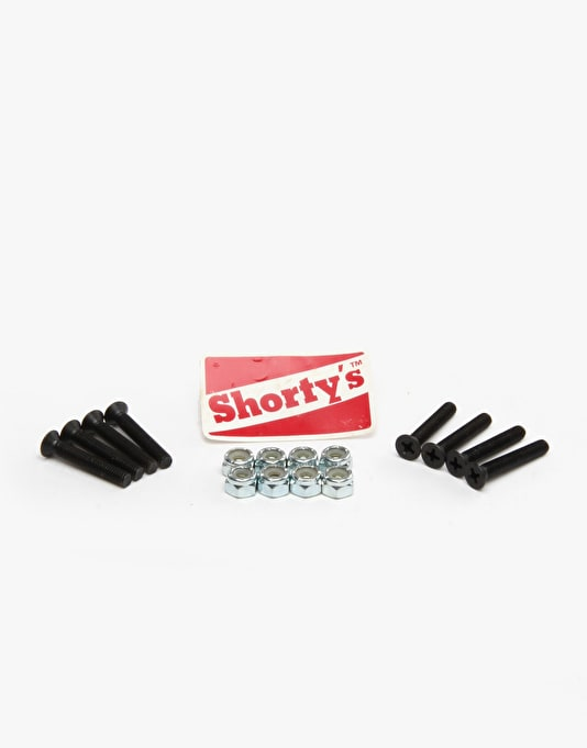 "Shortys 1 1/4"" Phillips Bolts"