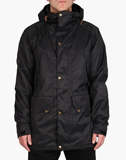 Analog Lennox 2016 Snowboard Jacket - Black