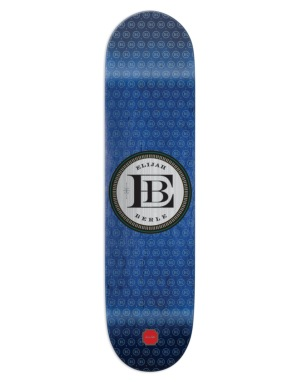 Chocolate Berle Monogram Pro Deck - 8.5