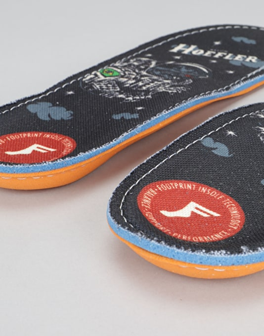 Footprint Kelvin Hoefler Kingfoam Orthotic Insoles