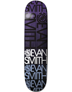 Element Evan Name Brand Featherlight Pro Deck - 8.5