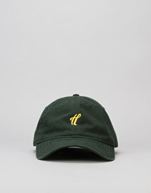 The Hundreds Signature Strapback Cap - Dark Green