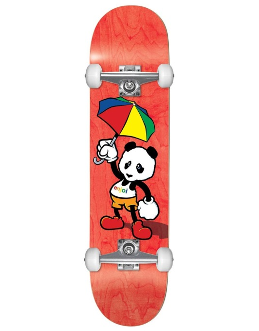 Enjoi Cartoon Panda Complete - 8""