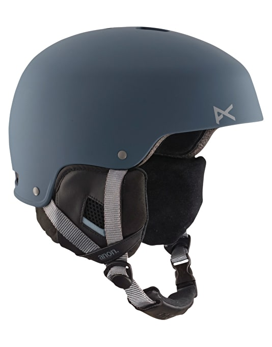Anon Striker 2016 Snowboard Helmet - Gray Bird