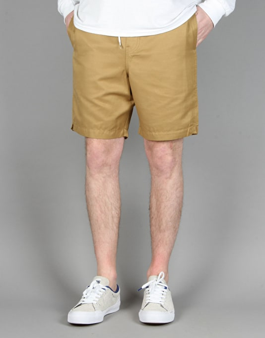 Element Downtown Classic Shorts - Canyon Khaki