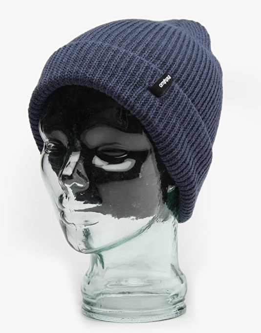 Thirty Two Crook Watch Beanie - Indigo