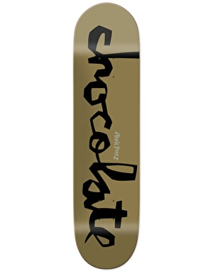 Chocolate Perez Original Chunk Pro Deck - 8