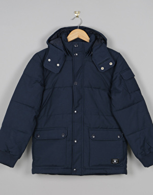 DC Arctic 3 Boys Jacket - Blue Iris