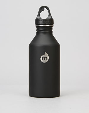 MIZU M6 Premier Hybrid 600ml/20oz Water Bottle - Black