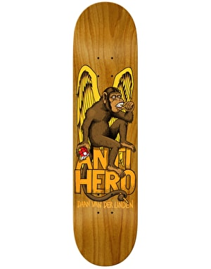 Anti Hero Daan The Thinker Pro Deck - 8.28