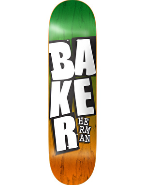 Baker Herman Stacked Name Pro Deck - 8