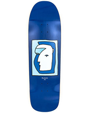 Polar Alv Self Portrait Pro Deck - 1991 Shape 9.25