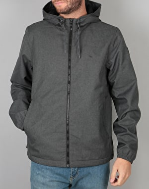 Element Alder Jacket - Flint Black Heather
