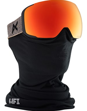 Anon M2 MFI 2017 Snowboard Goggles - Playboy/Red Solex