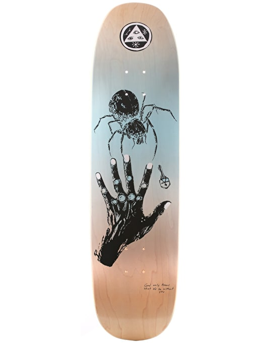 Welcome Gateway on Son of Moontrimmer Team Deck - 8.25""