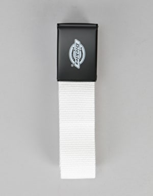 Dickies Orcutt Web Belt - White