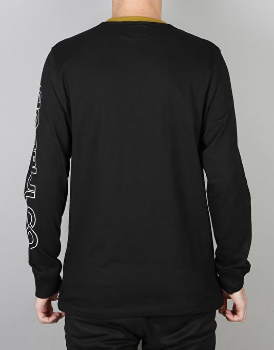 Acapulco Gold Alpine L/S T-Shirt - Black