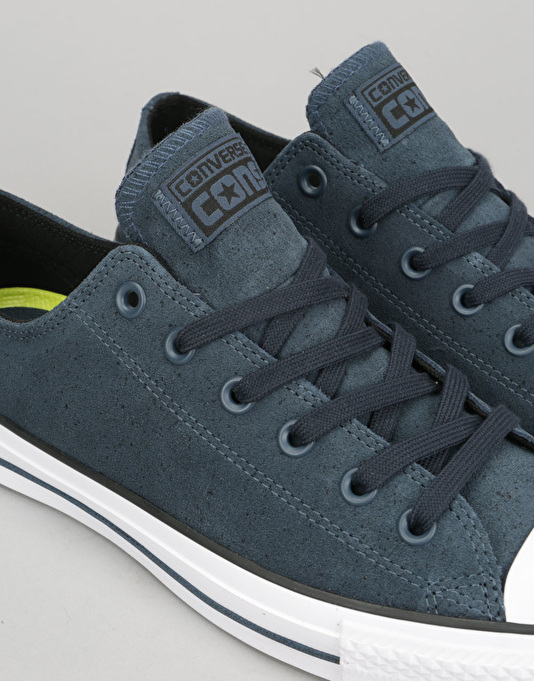 Converse Cons CTAS Pro Skate Shoes - Steel Can/Black/White