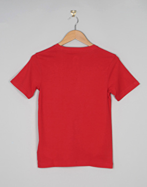 Nike SB Icon Boys T-Shirt - Red