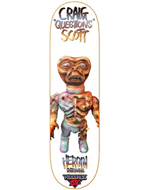 Heroin Questions Violence Toy Pro Deck - 8.44
