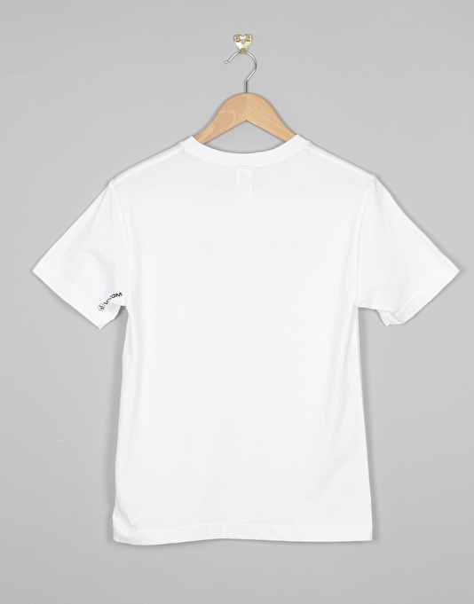 Volcom x Anti Hero Boys T-Shirt - White
