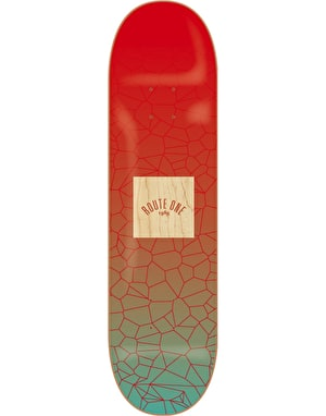 Route One Arid Fade Team Deck - 8.25