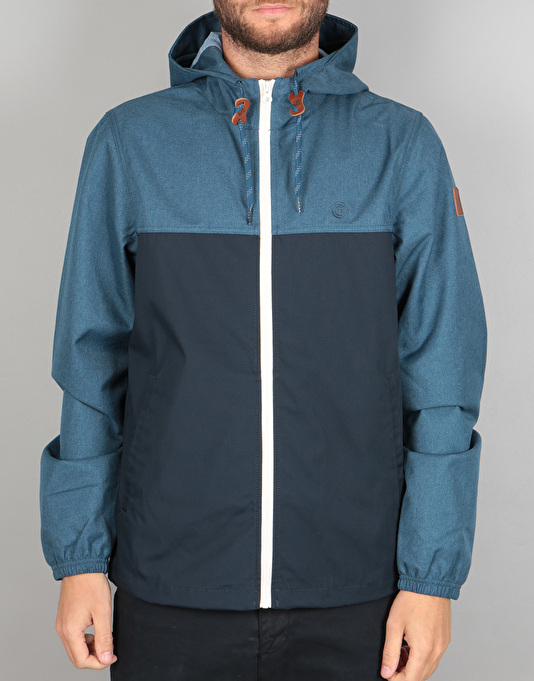Element Alder Jacket - Navy Heather/Eclipse Navy