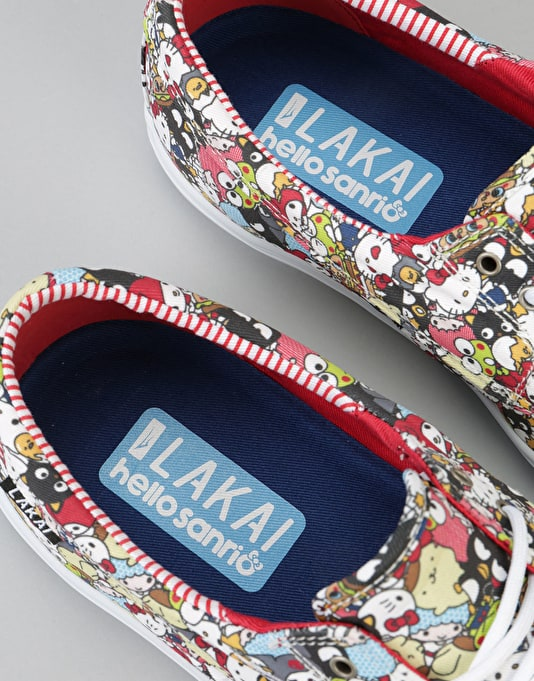 Lakai x Sanrio Camby Skate Shoes R1 Exclusive - Pattern Textile
