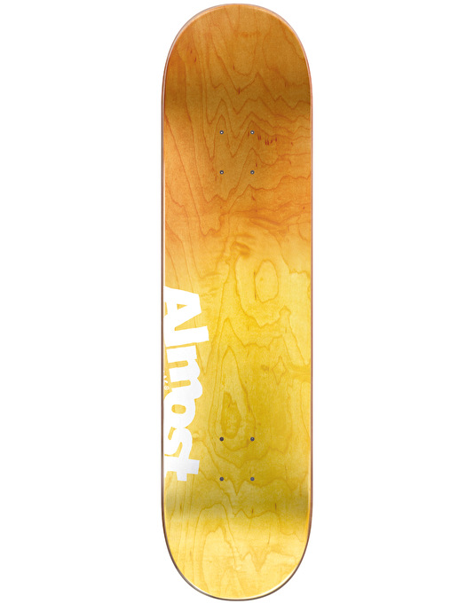 Almost Cooper OG Trans Rings Impact Support Pro Deck - 8.25""