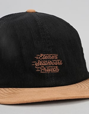 Element Prowe Cap - Flint Black