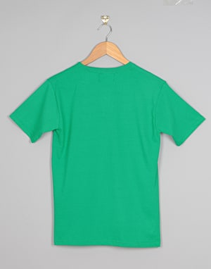 Route One Boys Logo T-Shirt - Kelly Green
