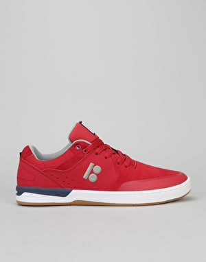 Etnies x Plan B Marana XT Skate Shoes - Red/White/Gum