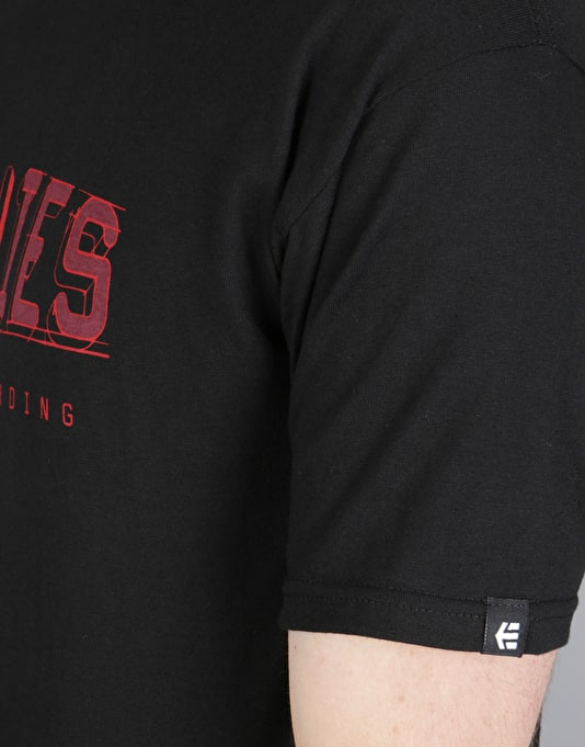 Etnies Future Heritage T-Shirt - Black