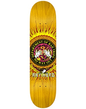 Anti Hero Beres State of Mind Pro Deck - 8.4