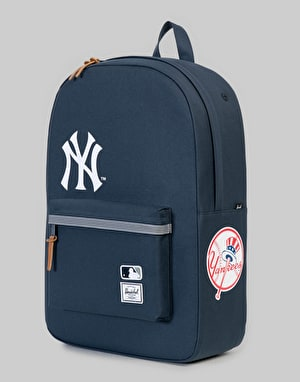 Herschel Supply Co. MLB New York Yankees Heritage Backpack - Navy