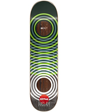 Almost Haslam OG Rings Impact Support Pro Deck - 8.375