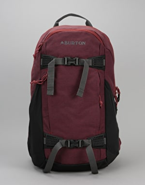 Burton Day Hiker 25L Pack - Fired Brick Heather