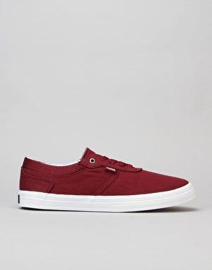 DVS Merced Skate Shoes - Port Canvas