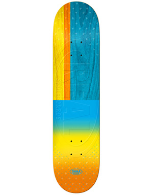 Real Chima Exclusive Embossed Pro Deck - 8.12