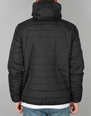 Element Alder Puff Jacket - Black