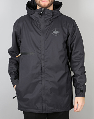 Sessions 1983 2017 Snowboard Jacket - Black