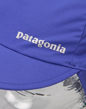 Patagonia Wind Shield Beanie - Harvest Moon Blue
