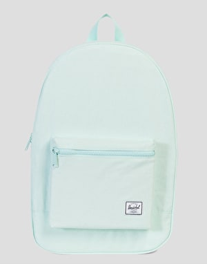 Herschel Supply Co. Cotton Casuals Daypack Backpack - Blue Tint