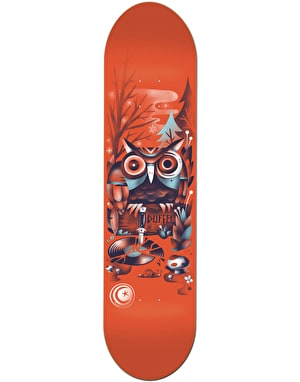 Foundation Duffel Woodwraith Pro Deck - 8.5